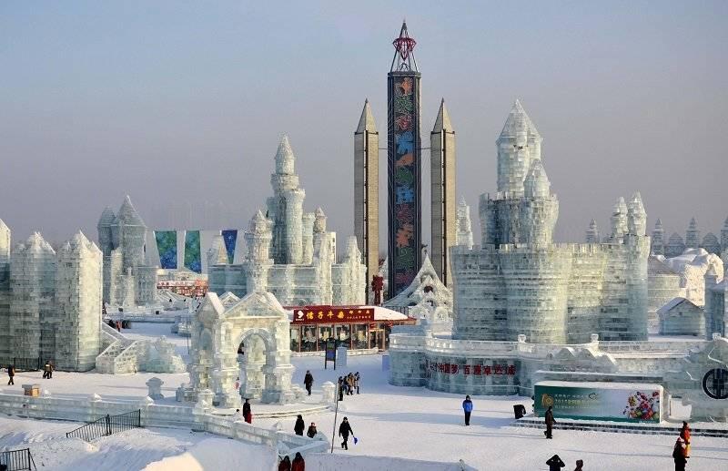 La ciudad de hielo existe y está en...