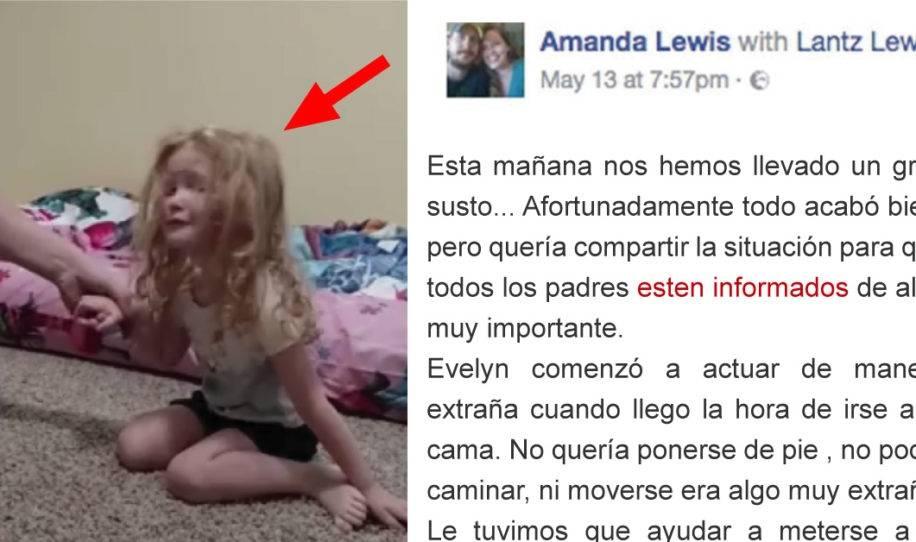 Estos padres no podían creer lo que le había pasado a su pequeña hija, tuvi..