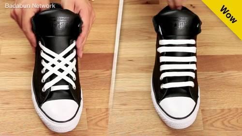 Impone tú la moda y deja en las agujetas de tus zapatos la mayor creatividad