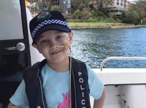Este niño con cáncer terminal cumplió un hermoso sueño antes de morir
