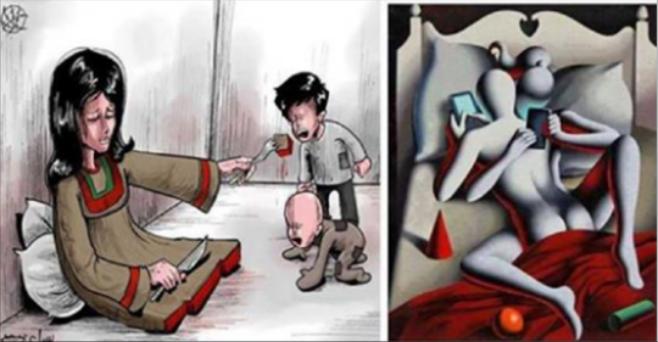 11+ fotografías dolorosas que muestran la realidad del mundo moderno