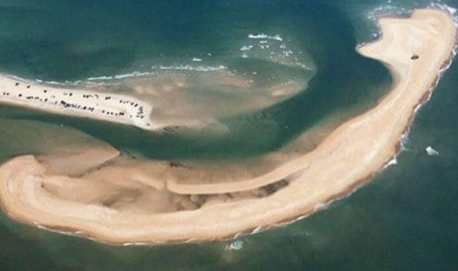 Esta es la misteriosa isla que apareció en el triángulo de las bermudas