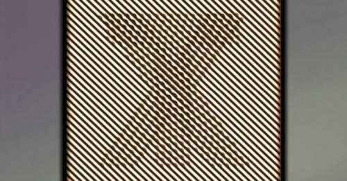 ¿Qué letra ves primero? Un pequeño reto que revela gran información