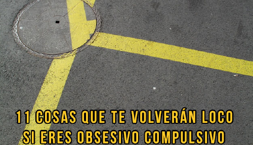 11+ fotos que te incomodarán si eres obsesivo compulsivo
