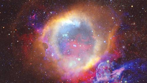Un video muestra 13 mil millones de años del Universo en 10 minutos