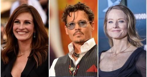 10 famosos que decidieron envejecer sin cirugías