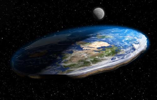 4 argumentos de los defensores de la teoría de la Tierra plana