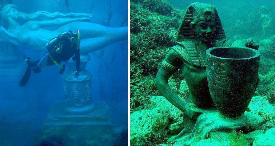 10+ fotos de ciudades que hoy están bajo el mar