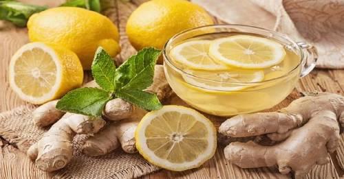 Así de sencillo es preparar té de jengibre para perder peso