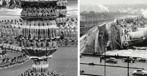12+ fotografías históricas que te dejarán sorprendido y te harán pensar
