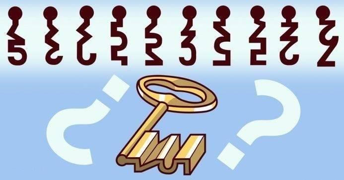 Intenta resolver el acertijo de la llave que tiene a todos confundidos