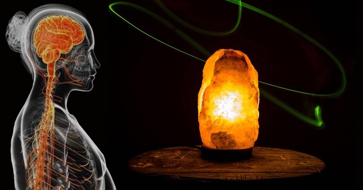 11 razones científicas para colocar lámparas de sal en toda tu casa