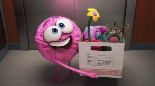 Conoce el nuevo corto de Pixar que apunta contra el machismo en el trabajo