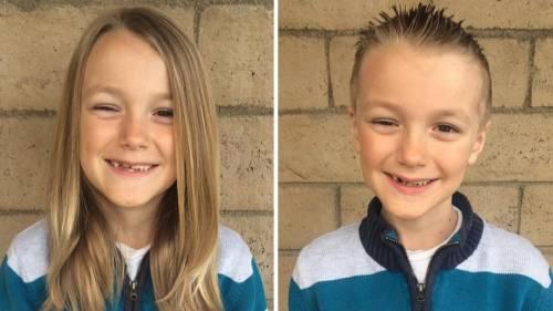 La trágica historia del niño que donaba su cabello