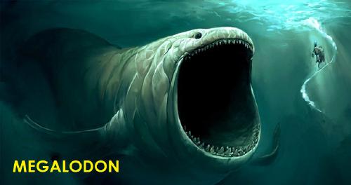 Monstruosos  y gigantescas criaturas que existieron en nuestro planeta