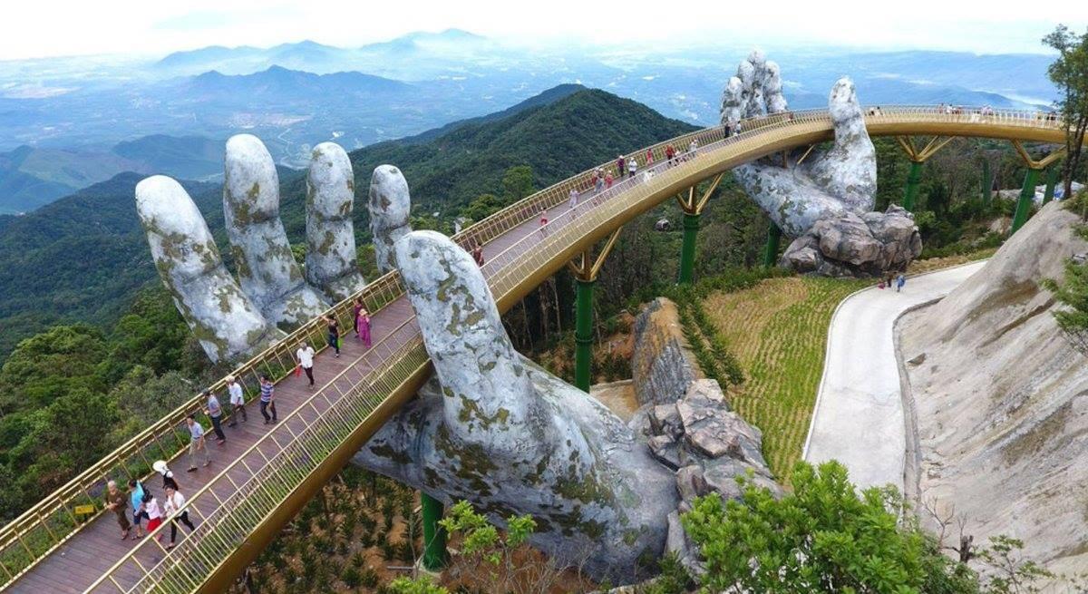 Los 12 puentes más bellos del mundo, que te dejaran admirado por su originali..