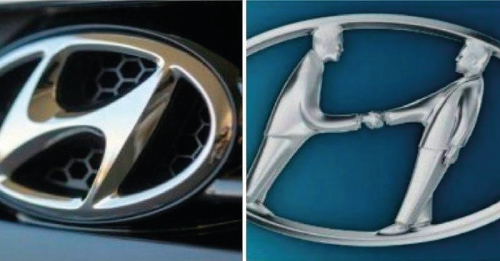 Este es el significado oculto de estos logos ¿lo sabías?