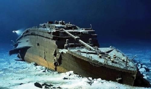 Impresionantes fotos del titanic tomadas después de su descubrimiento