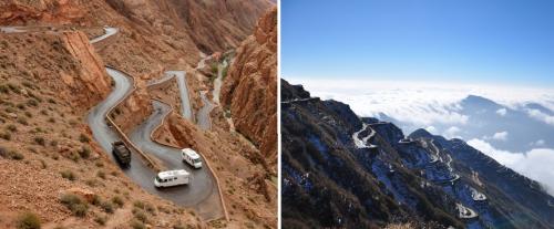 Estas son las 10 carreteras más impresionantes del mundo