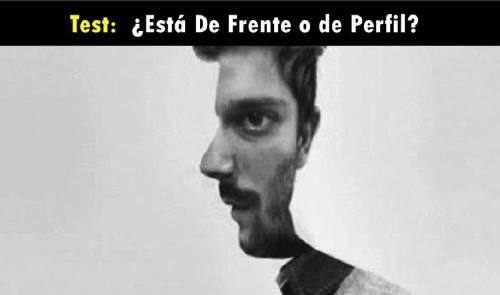 ¿está de frente o de perfil? la respuesta revelará tu personalidad