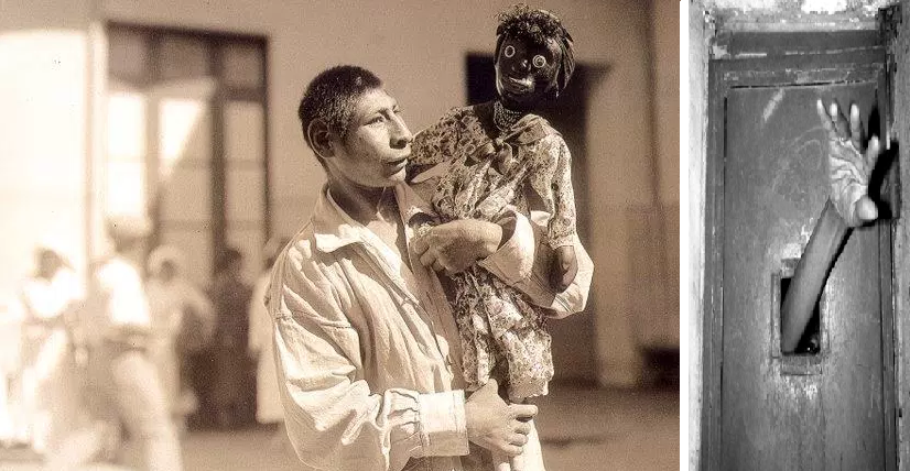 12+ fotos terroríficas que muestran como eran los manicomnios