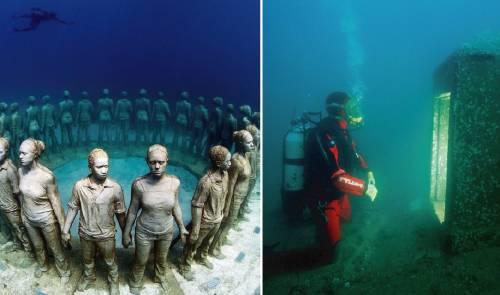 Misteriosos hallazgos en el fondo del mar que te dejarán impactado