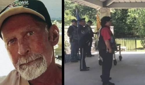 Este vagabundo murió y en su funeral llegó alguien que dejó a todos en shock
