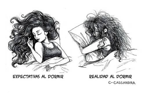 18+ ilustraciones que reflejan los problemas cotidianos de una mujer