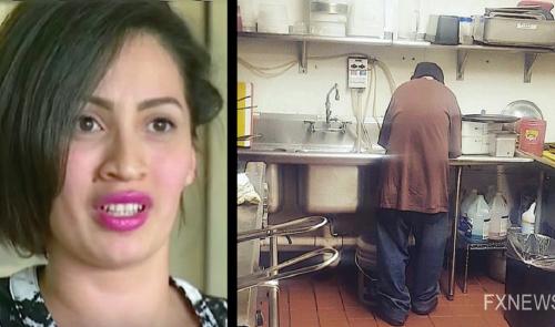 Un vagabundo fue contratado por esta mujer, lo que sucedió después en la coc..