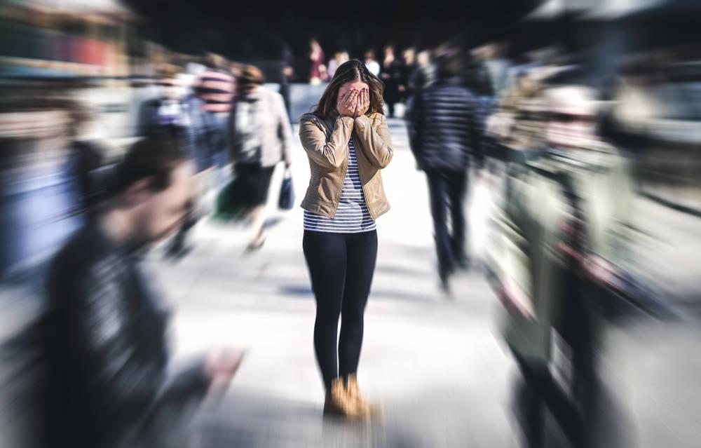 Mira cómo puedes ayudar a alguien que tiene un ataque de ansiedad
