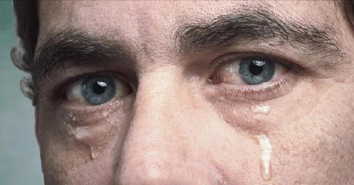 Cómo llorar puede influir en nuestra salud y en nuestra personalidad