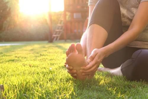 Elimina las toxinas del cuerpo a través de los pies: el resultado es asombroso