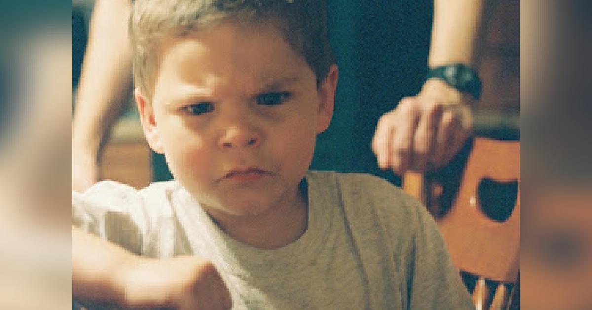 Criar hijos no es tarea fácil, aunque un no dicho a tiempo puede darles una b..