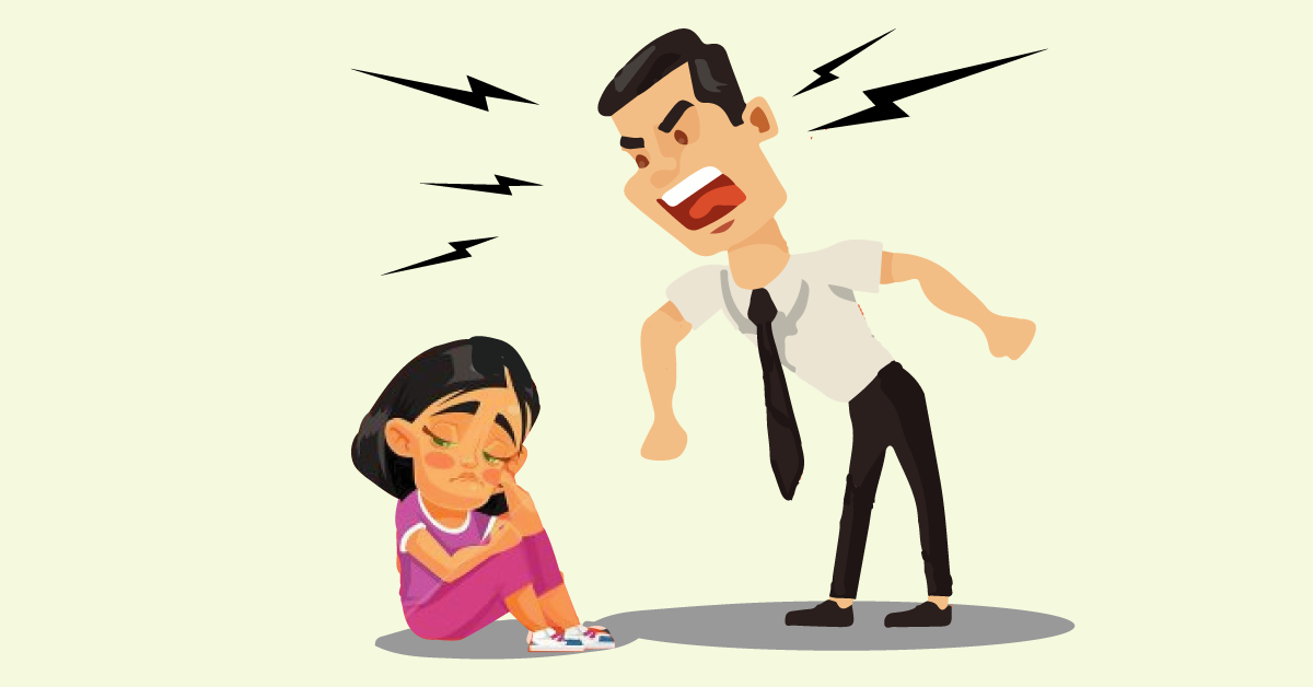 Los estados emocionales de los padres pueden llegar a afectar a sus hijos más..