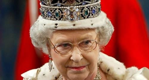 La reina isabel ii y sus exclusivos derechos.