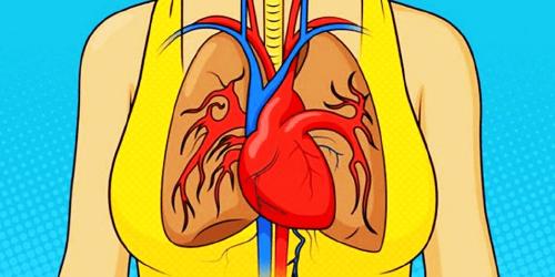 Estas son las 8 señales que tu cuerpo te da un mes antes de un infarto cardí..