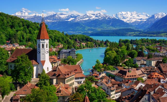 Suiza te paga 70 mil dólares para que vayas a vivir allí