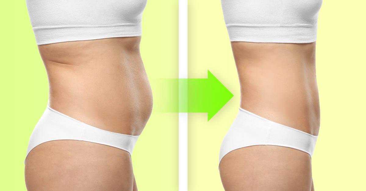 Qué es lo más efectivo para bajar la barriga