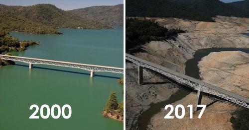 10+ fotos de nuestro planeta que prueban que está sufriendo graves cambios