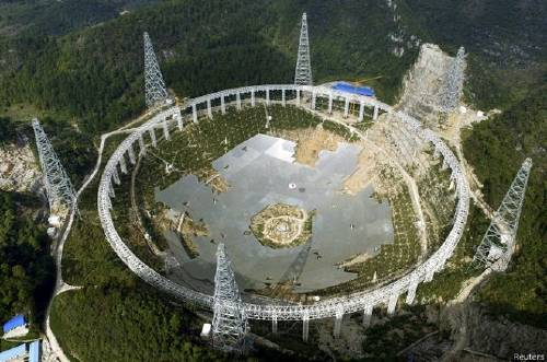China planea encontrar vida extraterrestre