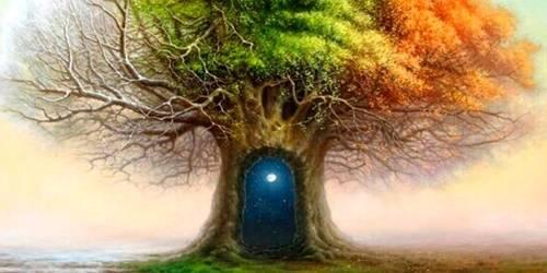 Test del árbol de karl koch, sabrás que padeces emocionalmente con sólo dib..