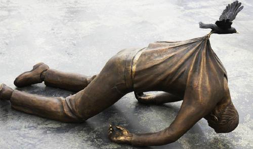 16 esculturas que no respetan la ley de la gravedad - ¡tendrás que observar ..