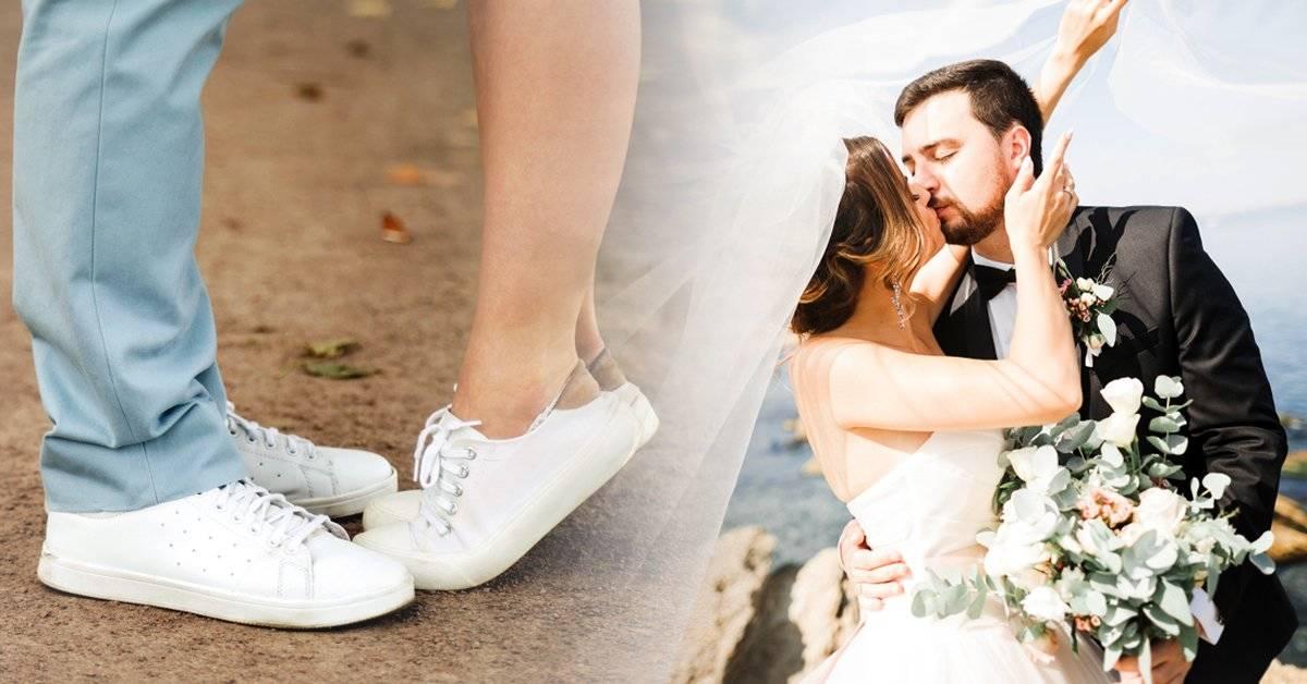 Los hombres altos y mujeres bajitas tienen los matrimonios más felices, según la ciencia