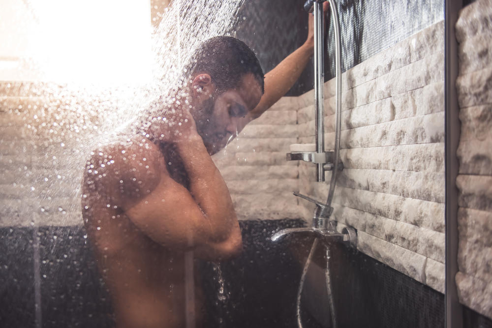 Test de la ducha ¿Qué dice sobre ti la parte del cuerpo que te lavas primero?