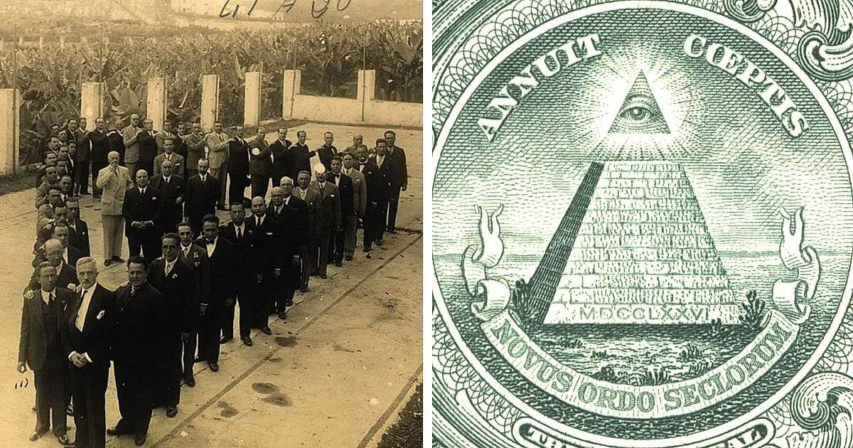 Los datos más extraños sobre los illuminati que no conocías