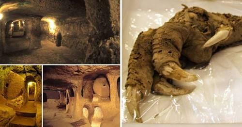 11+ inexplicables descubrimientos arqueológicos más impresionantes del mundo