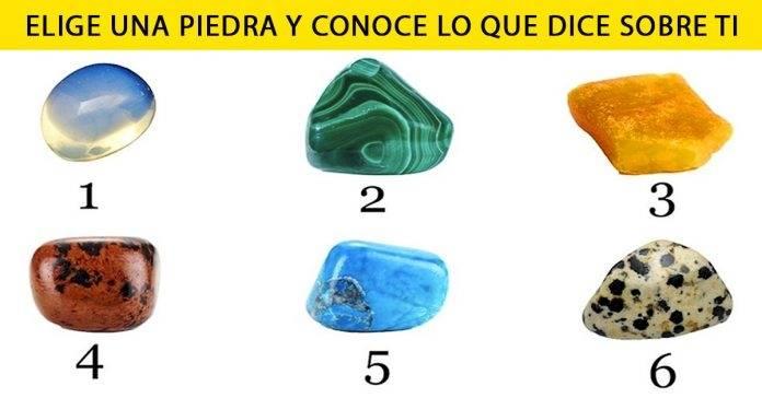 Estas piedras tienen una gran particularidad que influye sobre tu personalidad