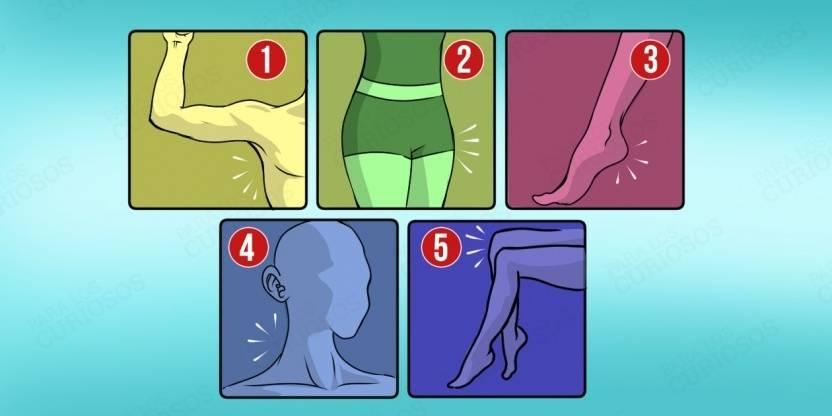 La parte de tu cuerpo con más sensibilidad y donde sientes mas cosquillas ayu..