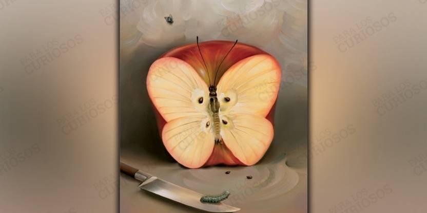 Grandes revelaciones tú subconsciente deja en evidencia con esta manzana