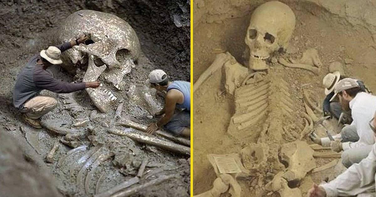 7+ hallazgos extraños que ponen en duda de dónde viene el hombre